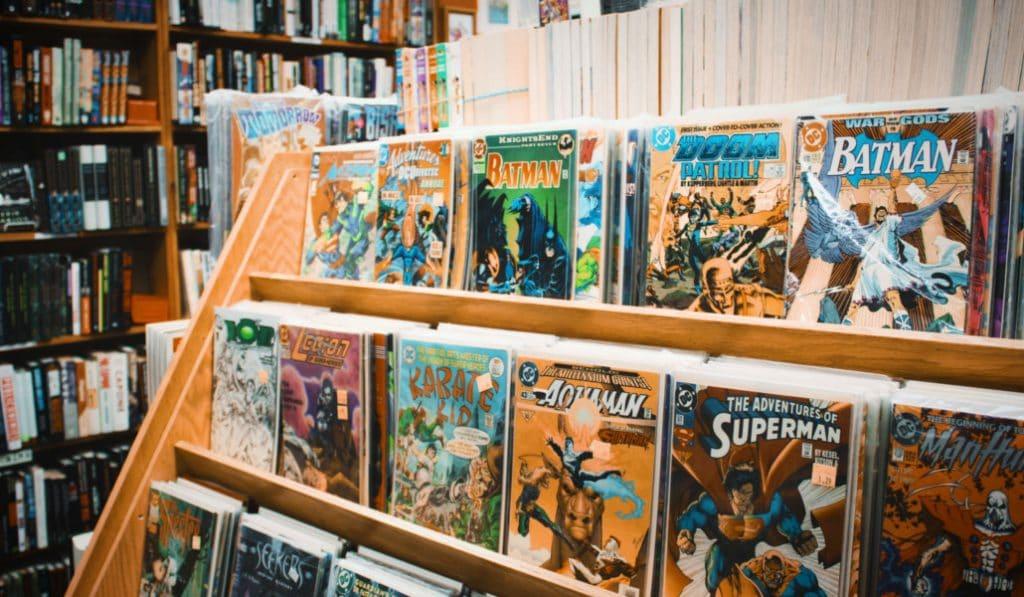 dia del comic valencia 2019