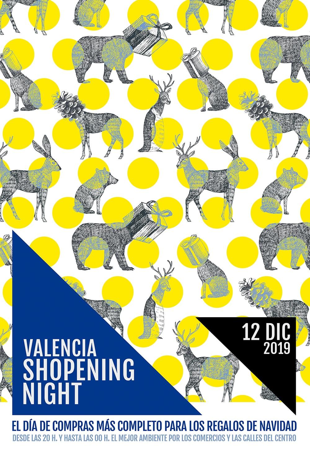 Valencia Shopening Night Diciembre