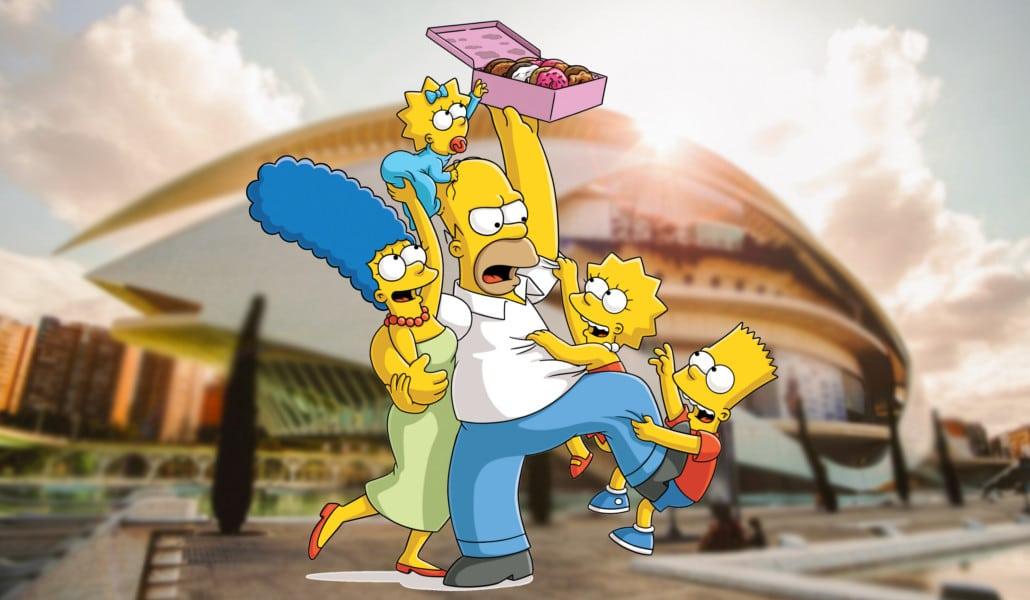 Misterio de Homer: la 'escape room' de Los Simpson en Valencia