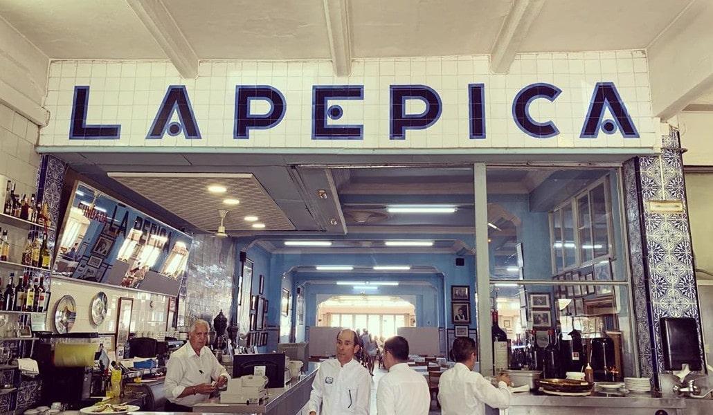 restaurante la pepica @kasiuka85
