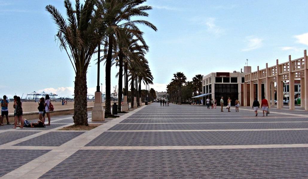 malvarrosa playa valencia 2