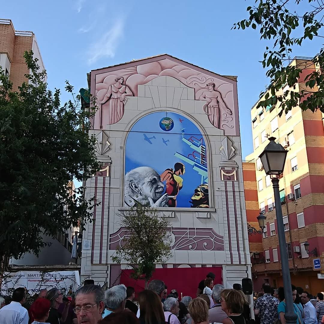 Mural Josep Renau