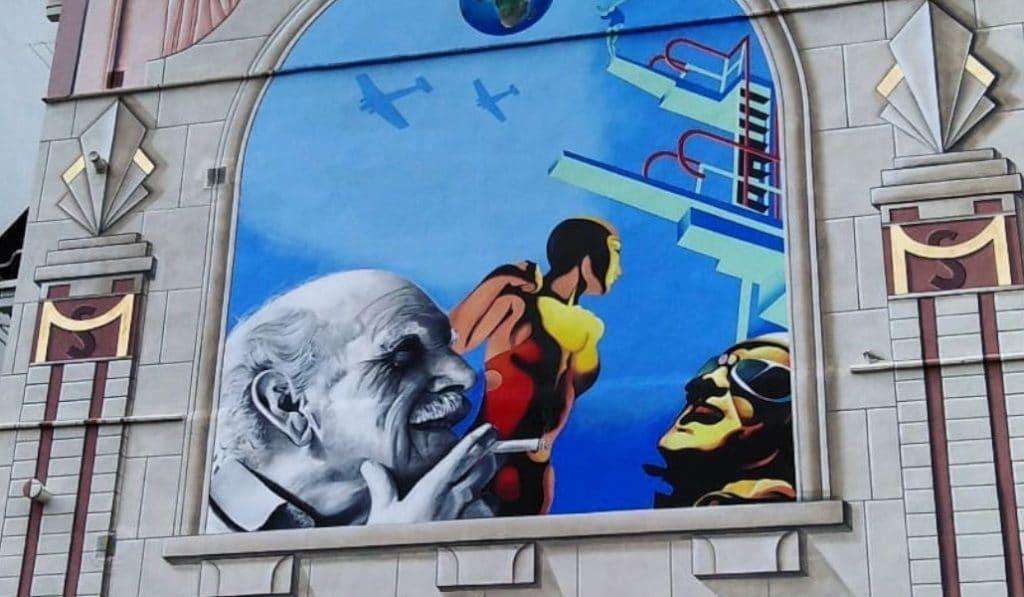 josep renau mural valencia
