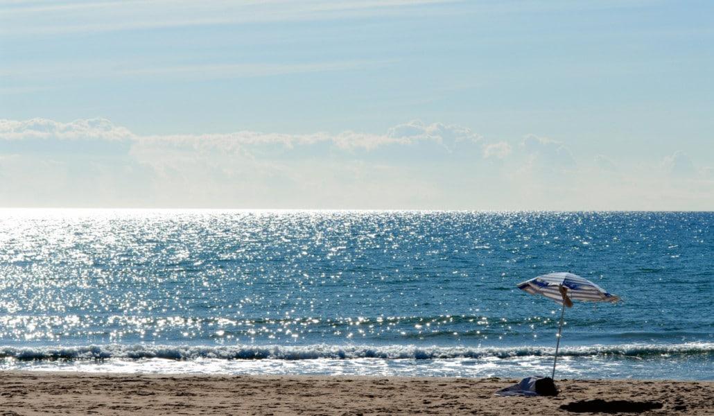 Valencia tiene una de las peores playas de España