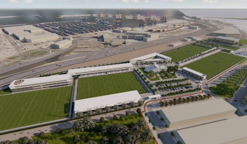valencia mundial 2030 ciudad deportiva nazaret