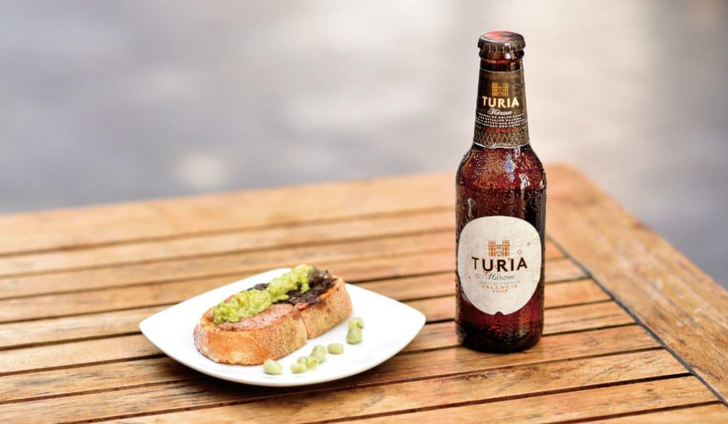 ruta gastronomica cerveza turia