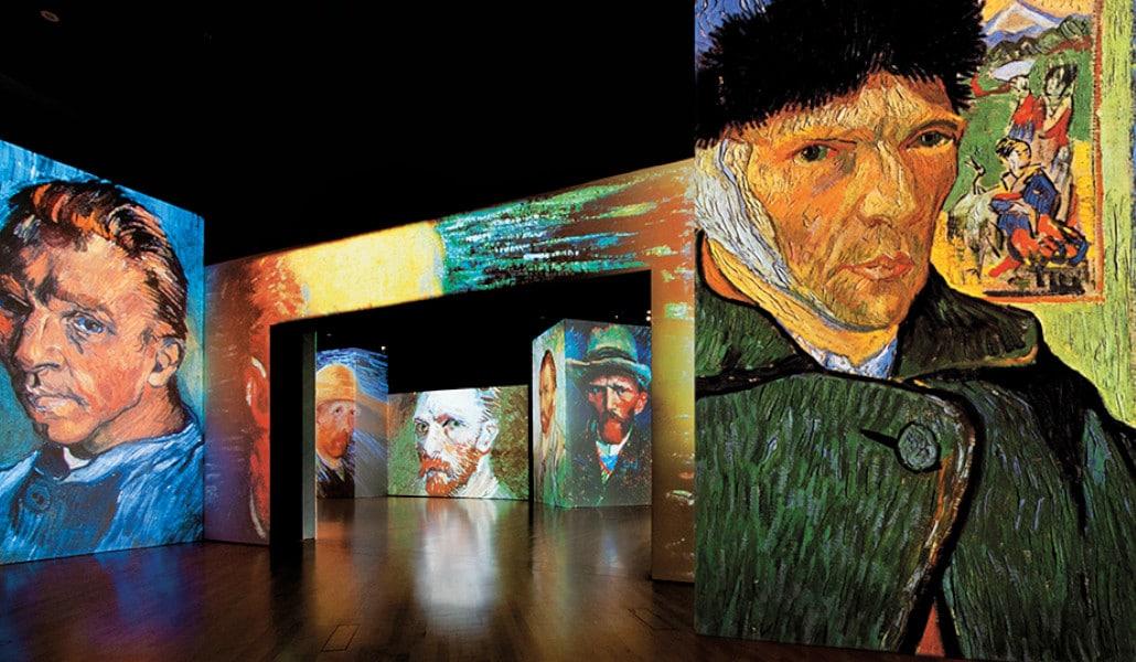 Van Gogh Alive The Experience: sumérgete en el mundo de Vincent Van Gogh