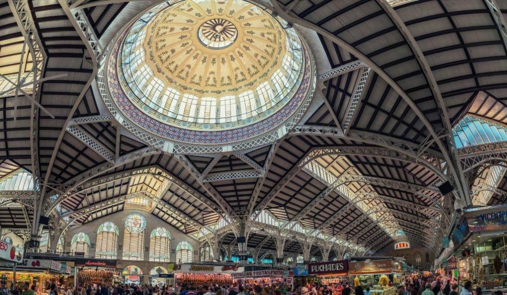 Mercado Central de Valencia: el mejor mercado de Europa
