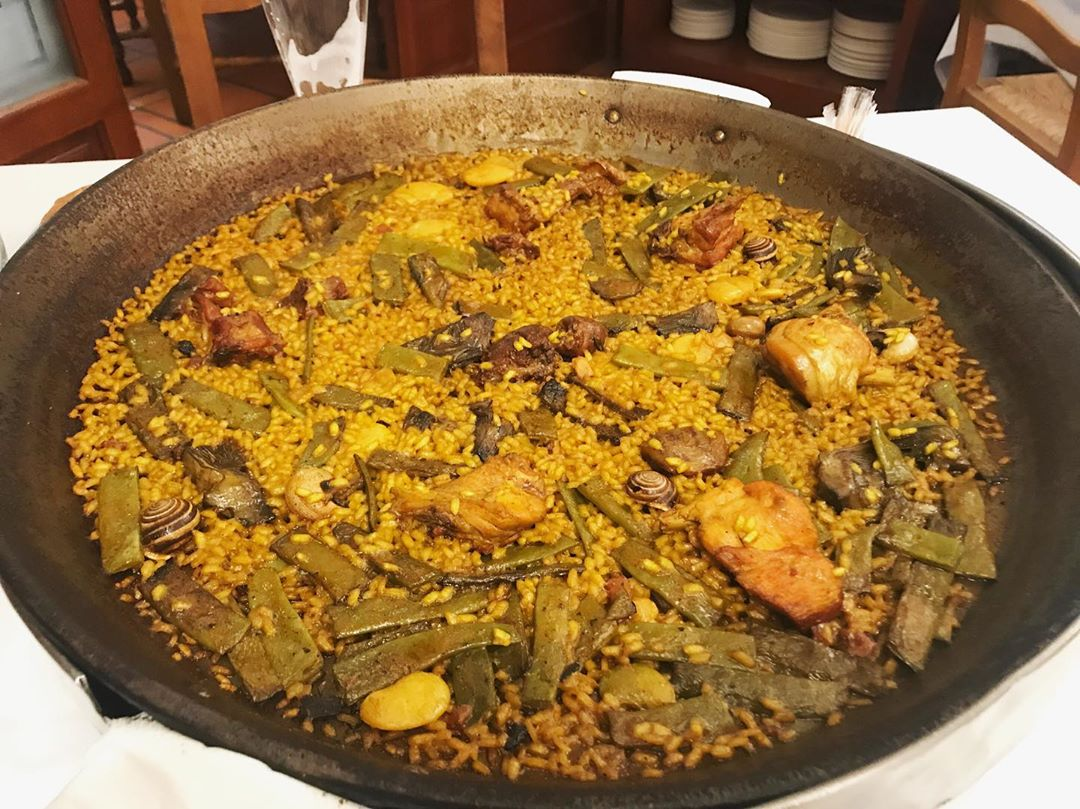 Restaurante Casa Carmela Paella