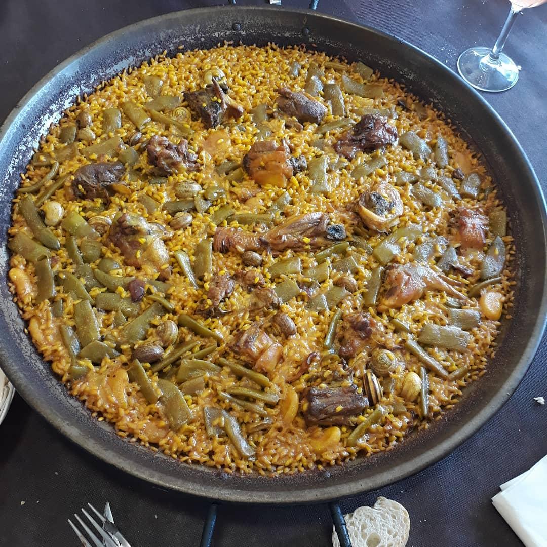 Restaurante Bon Aire Paella