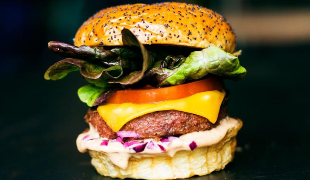 Beyond Burger: dónde comer esta hamburguesa vegana en Valencia