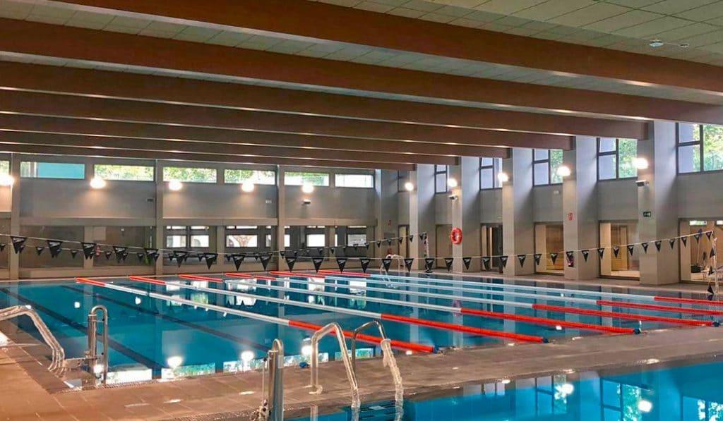 piscina de Valencia