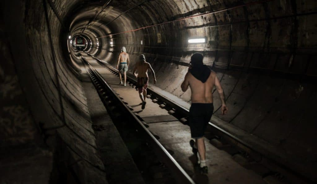 Subterráneos: un retrato de la comunidad más hermética del grafiti