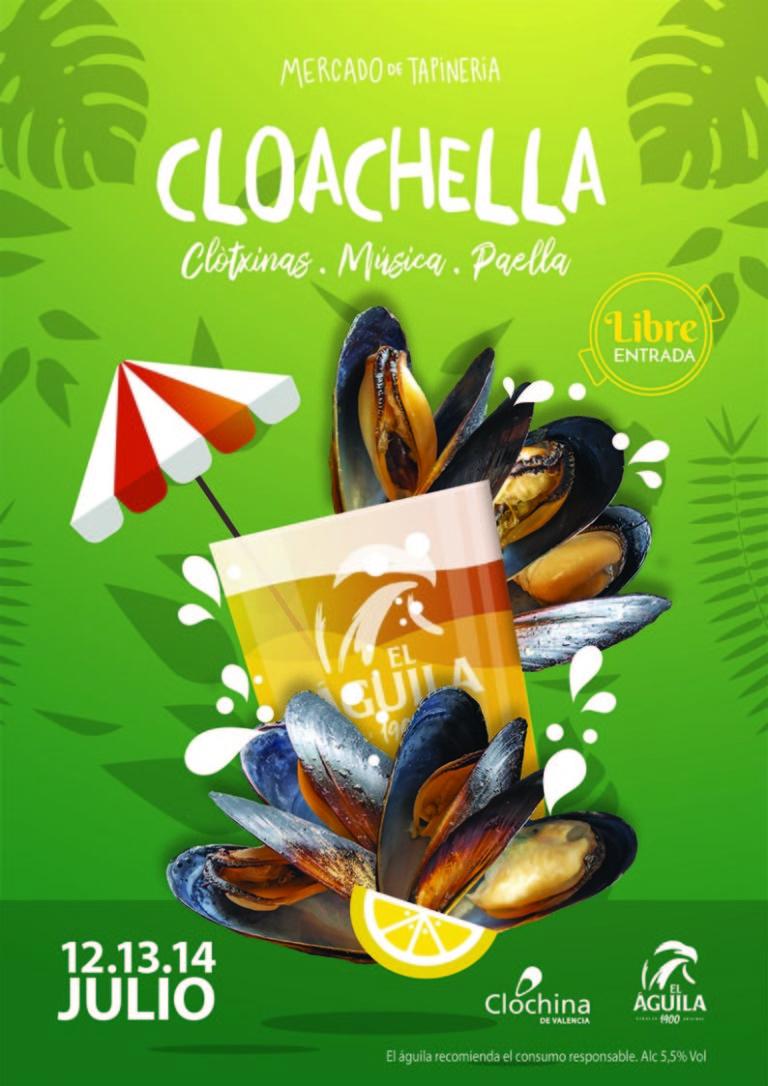 Cloachella cartel 2019