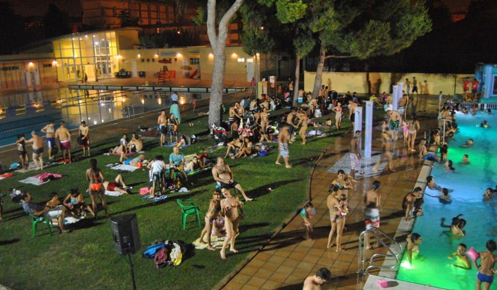 piscina nocturna valencia 2