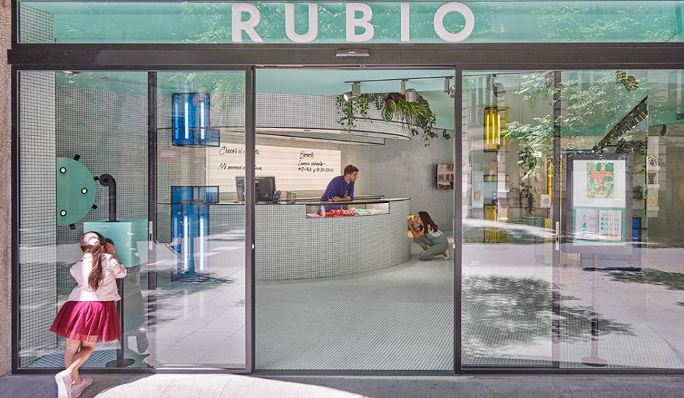 Cuadernos Rubio tiene una tienda en Valencia