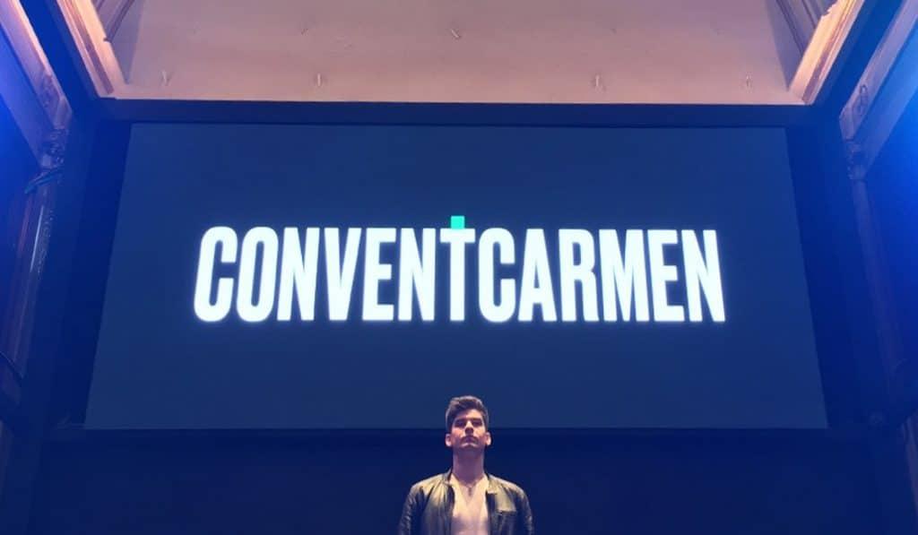 Espectáculo de mentalismo en Convent Carmen