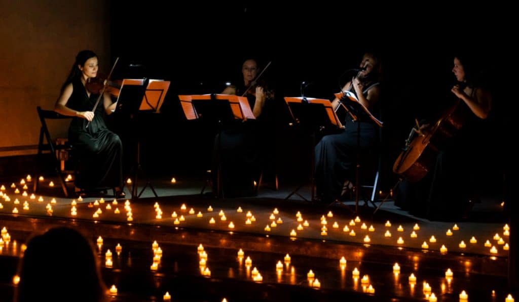 beethoven candlelight valencia