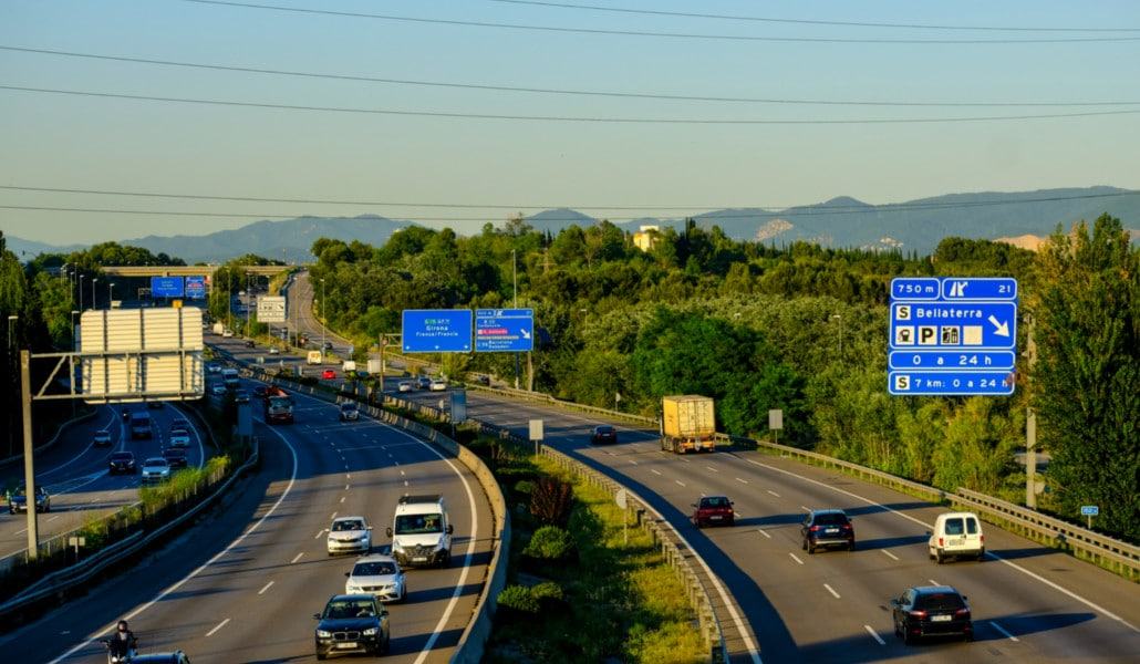La autopista AP-7, gratuita desde el 1 de enero de 2020