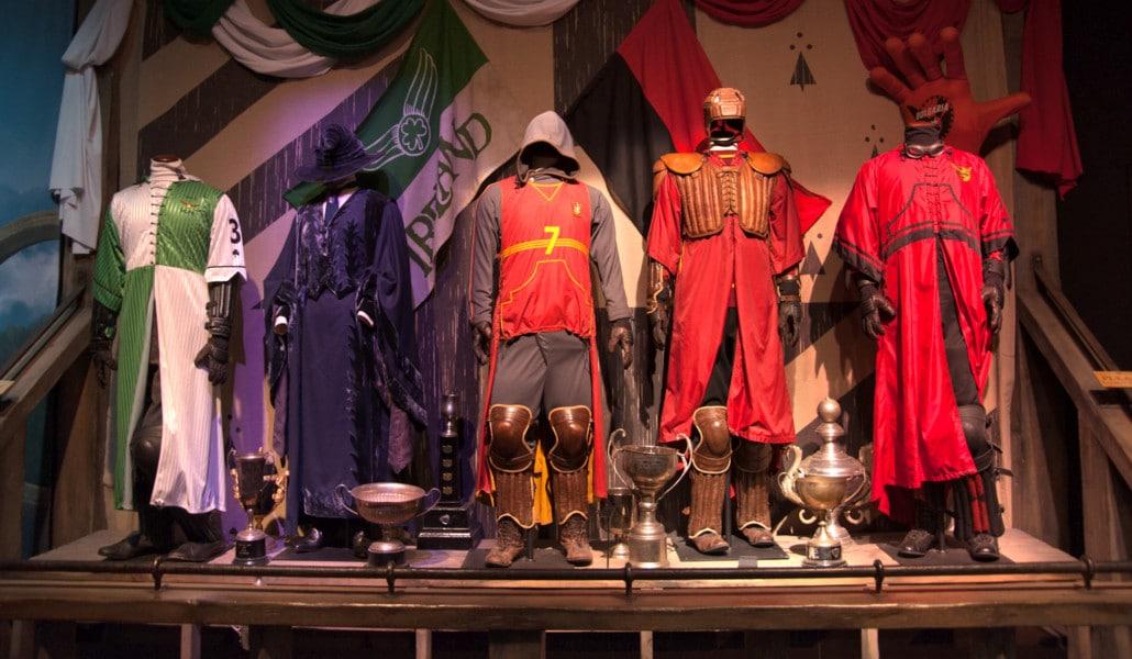 Últimos días de Harry Potter™ The Exhibition en Valencia
