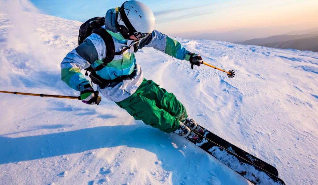 Ya puedes esquiar en verano y a solo 100 kilómetros de Valencia