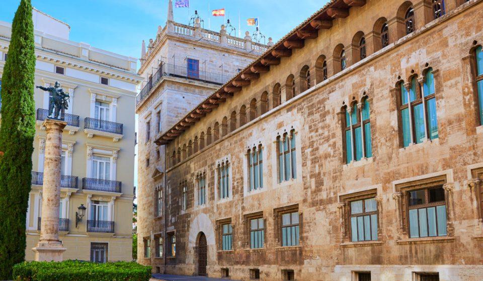 Visita gratis el Palau de la Generalitat con motivo del 9 d'Octubre