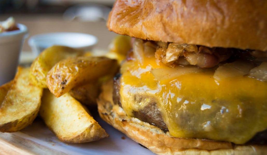 The Champions Burger: la mejor hamburguesa de España es valenciana