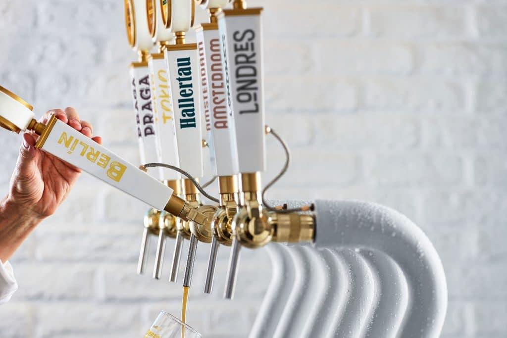 San Miguel te propone una experiencia cervecera inspirada en los sabores del mundo