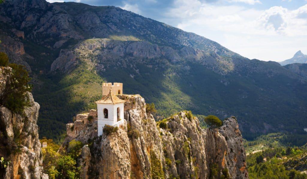 Pueblos imprescindibles de Valencia: Guadalest