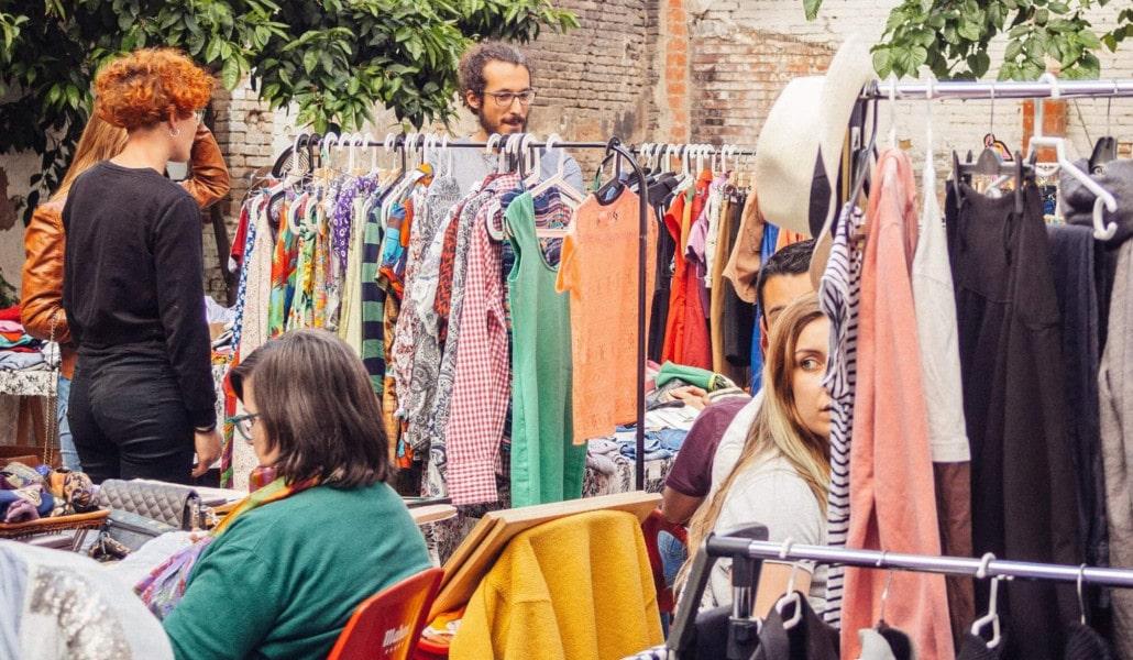 il Market: mercado de ropa 'todo a 1 euro' en Valencia