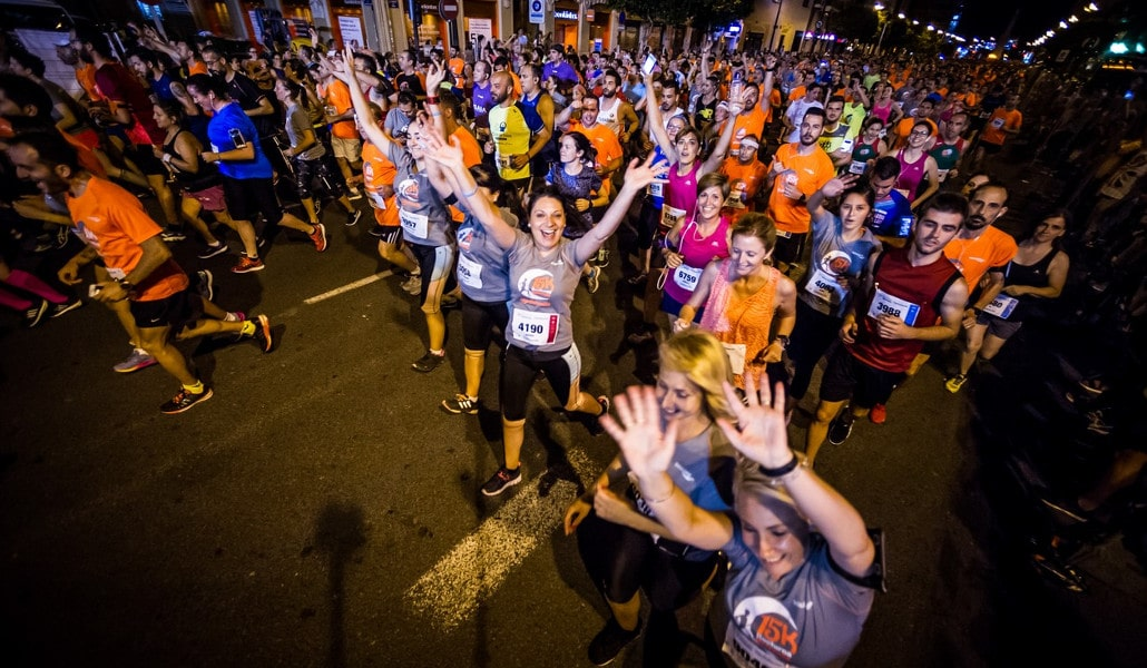 Be Active Night: deporte gratis en la plaza del ayuntamiento