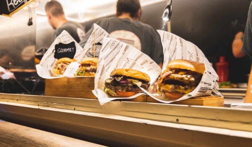 champions burger 2019 Valencia