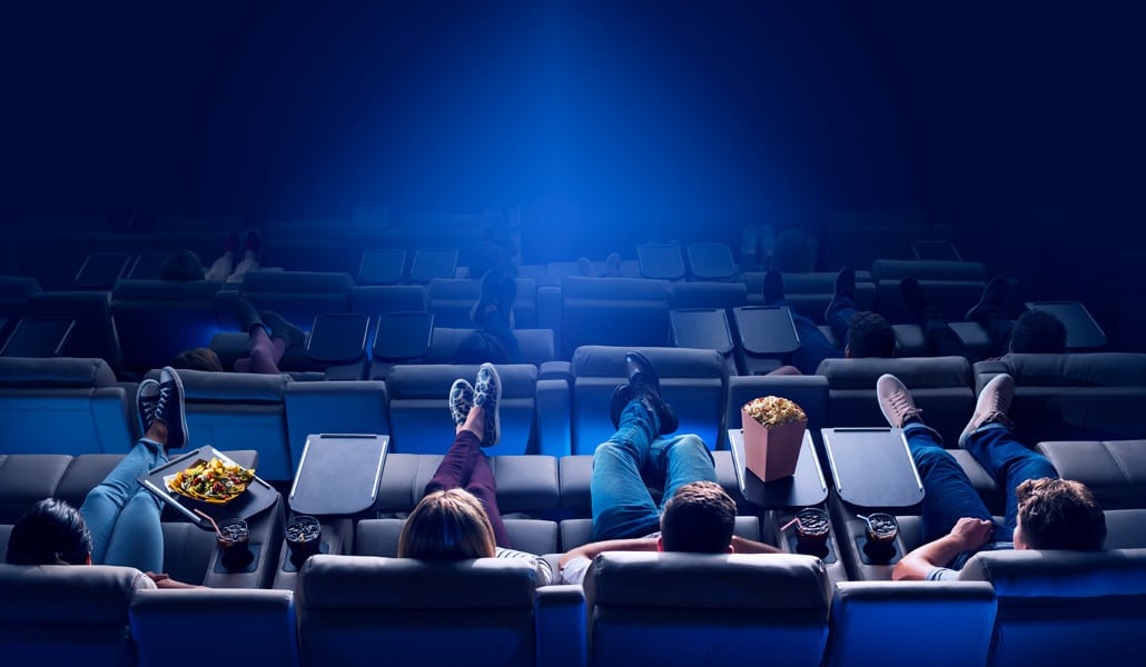 Las salas de cine de lujo llegan a Valencia