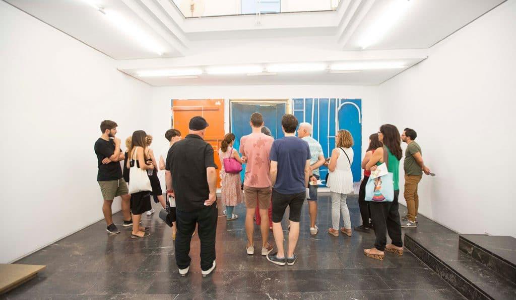 Abierto Valencia: visita gratis las principales galerías de arte de Valencia