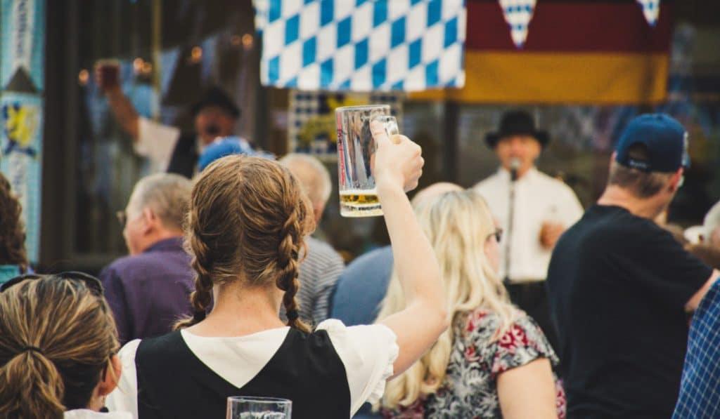 Oktoberfest en Veles e Vents: fiesta alemana en la Marina de Valencia
