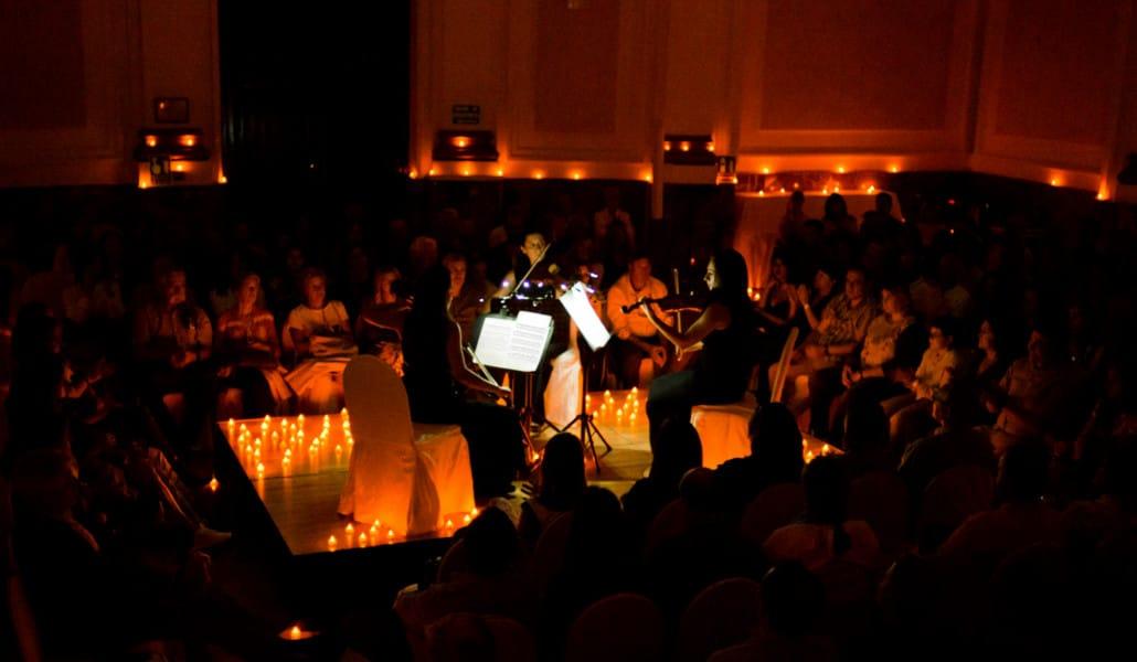 candlelight edicion navidad valencia