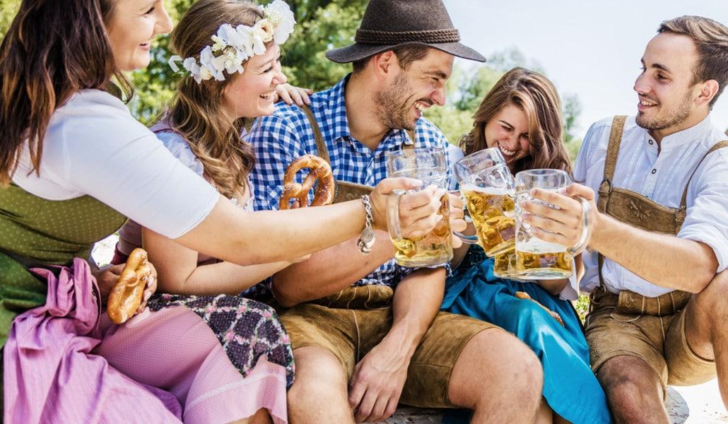 Celebra Oktoberfest en Palau Alameda