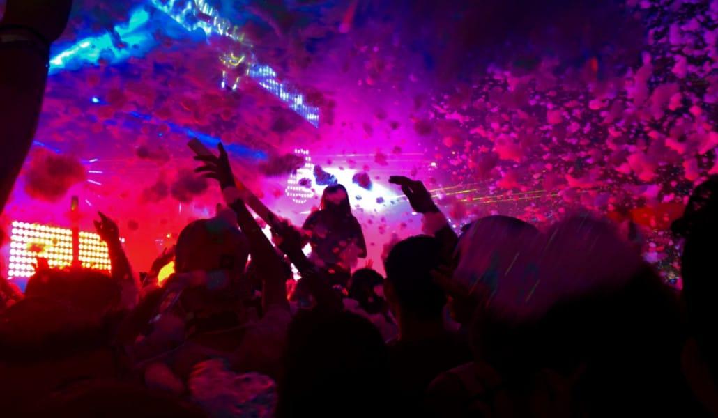 Gran fiesta remember en la Ciudad de las Artes y las Ciencias para despedir 2019