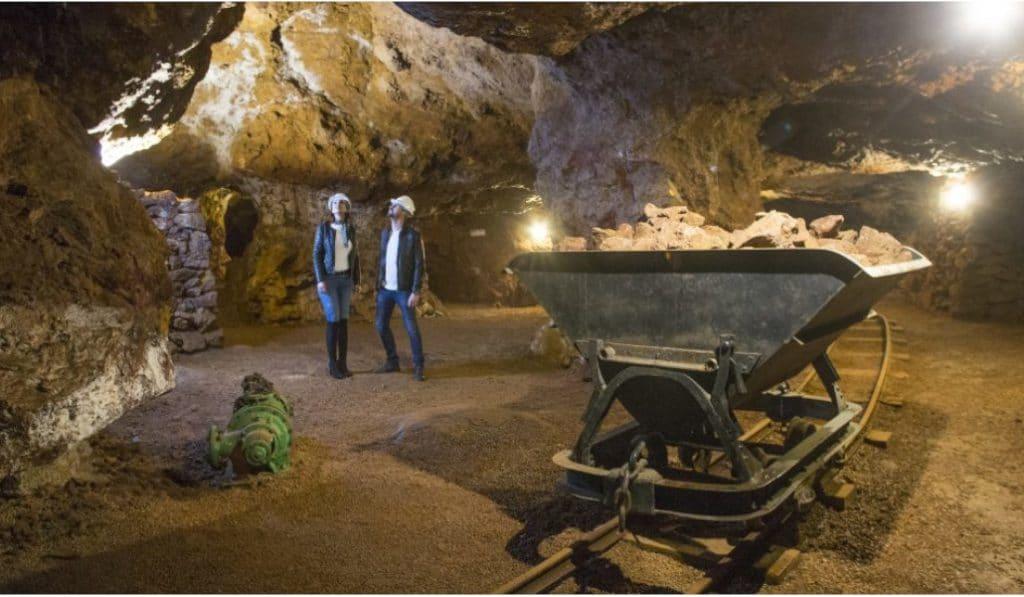 Parc Miner del Maestrat: visita una mina por dentro