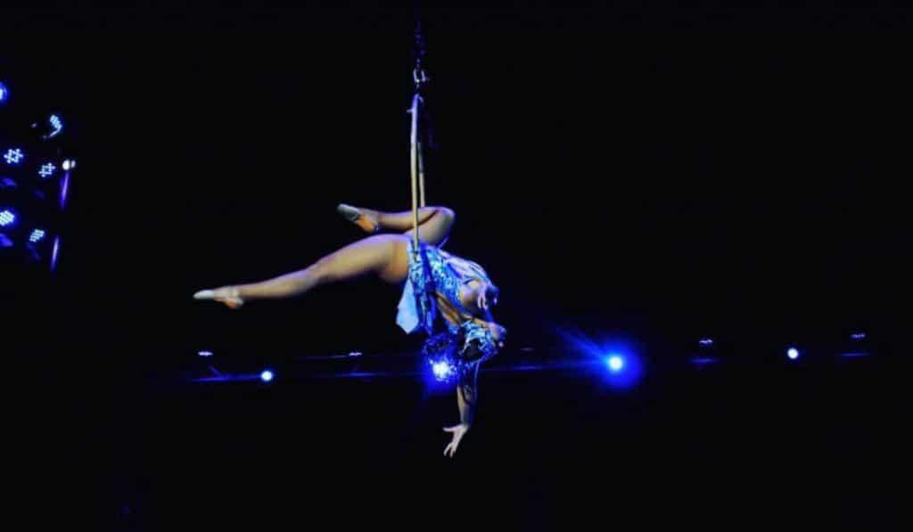El espectáculo circense de 'Cirkus Kaos' llega a Torrent