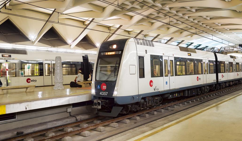 La línea 10 de Metrovalencia abrirá en verano de 2021