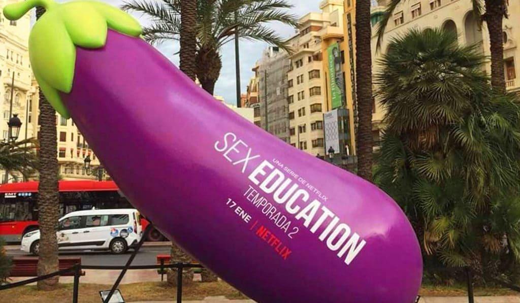 sex education netflix valencia