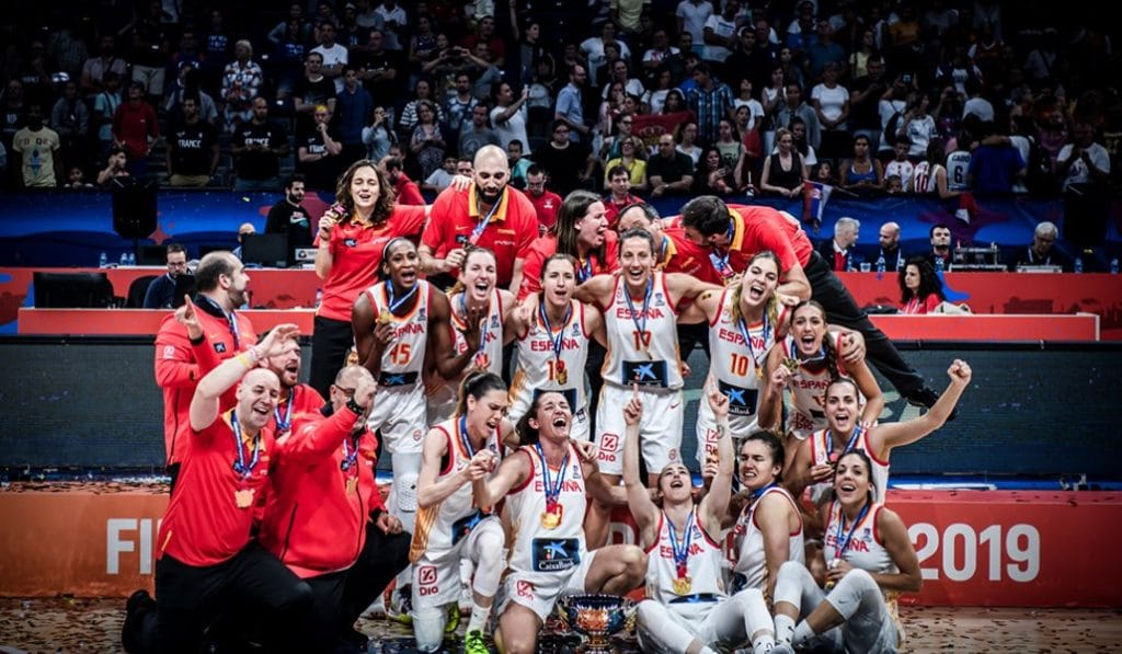 españa eurobasket femenino