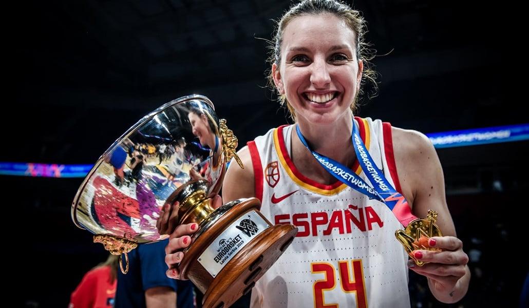 españa eurobasket femenino 2