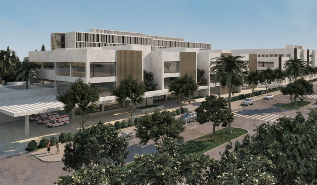 Así será el centro de salud y especialidades de la antigua Fe de Campanar