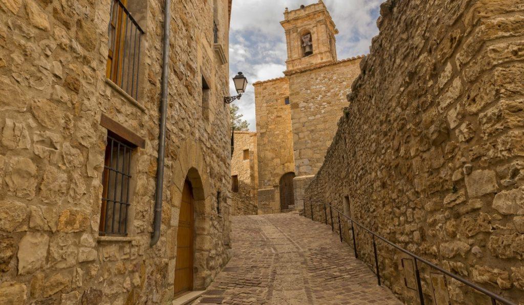 4 pueblos valencianos, entre los más bonitos de España