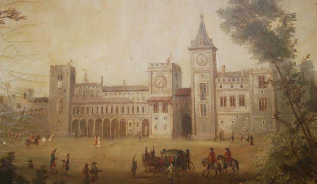 ¿Sabías que Valencia tuvo un palacio real?