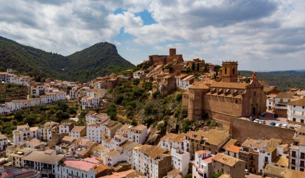 Vilafamés: uno de los pueblos más bonitos de España es valenciano
