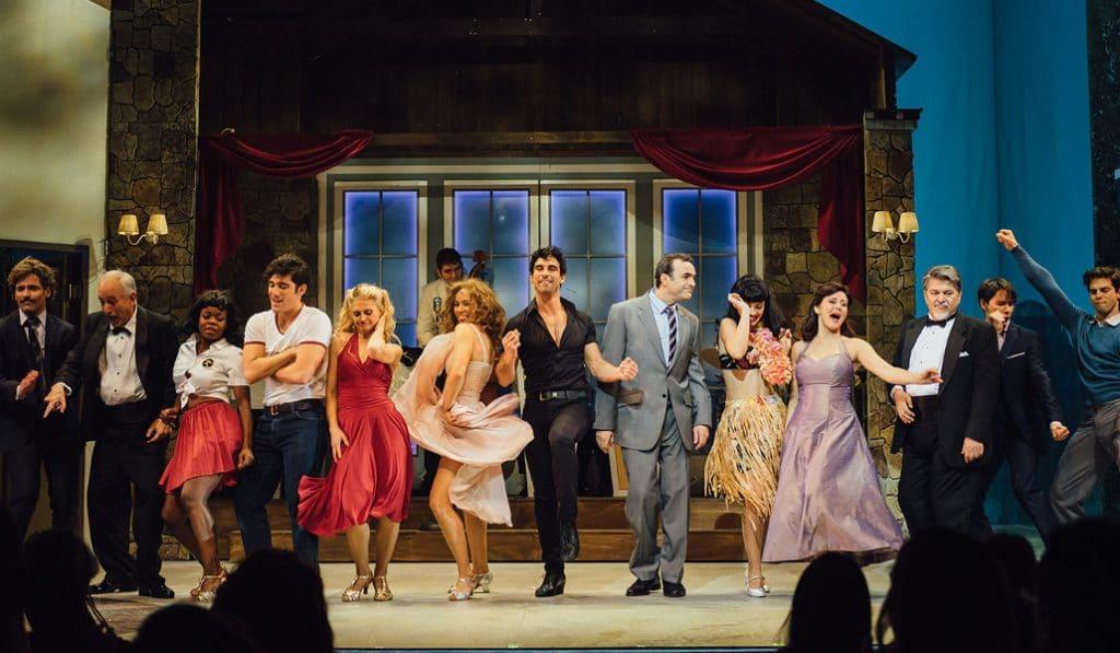 El musical de Dirty Dancing vuelve a Valencia