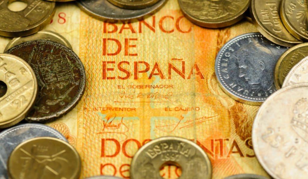 pesetas espana 2020